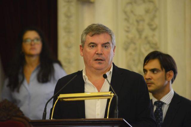 """Vizcaíno, presidente del Cádiz: """"Lo justo es acabar la temporada ..."""