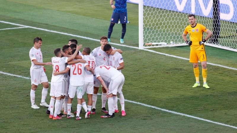 Eurocopa 2020: España se desmelena ante Eslovaquia y pasa como segunda a  octavos de final | Carrusel Deportivo | Cadena SER