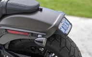 Cadence Motorsports 2018 FXFB/FXFBS Tag Mount