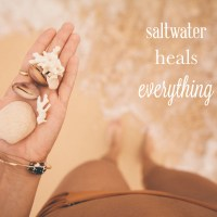 46/365 // saltwater heals everything