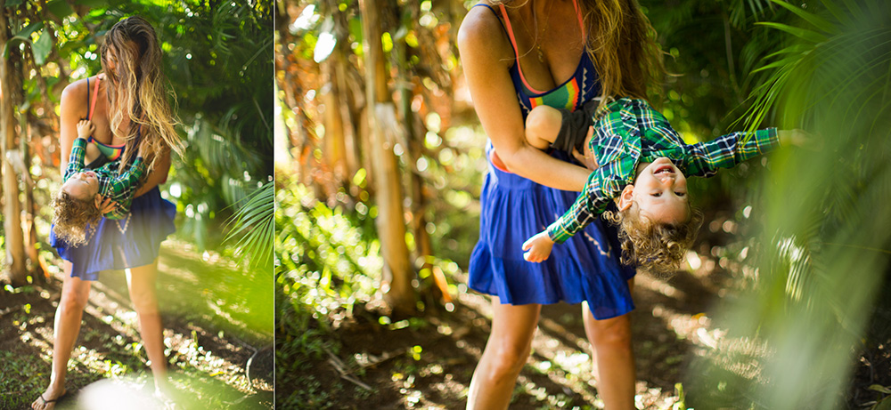 living on maui - tropical moms