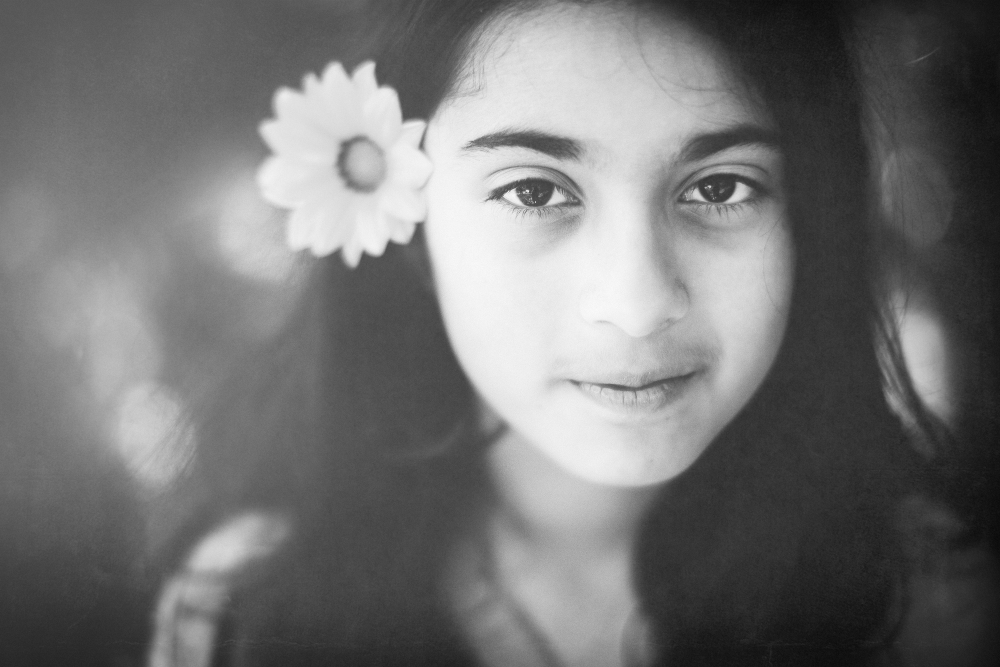 ananyaD is a teenage song-writer from California