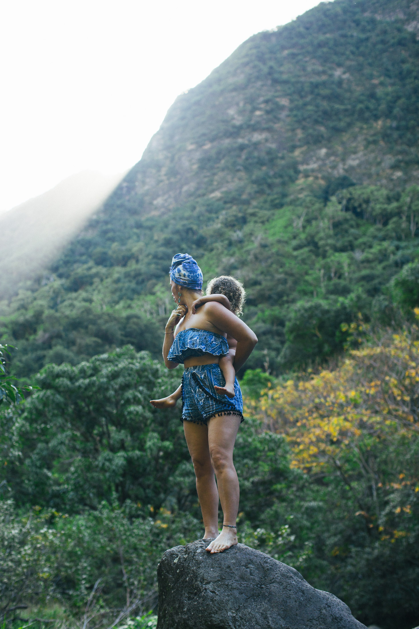 best activities for kids on Maui, check out Iao Valley