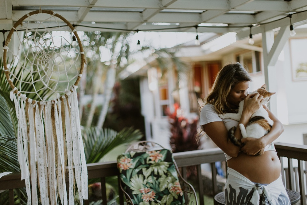 maui pregnancy and maternity photos by cadencia photography