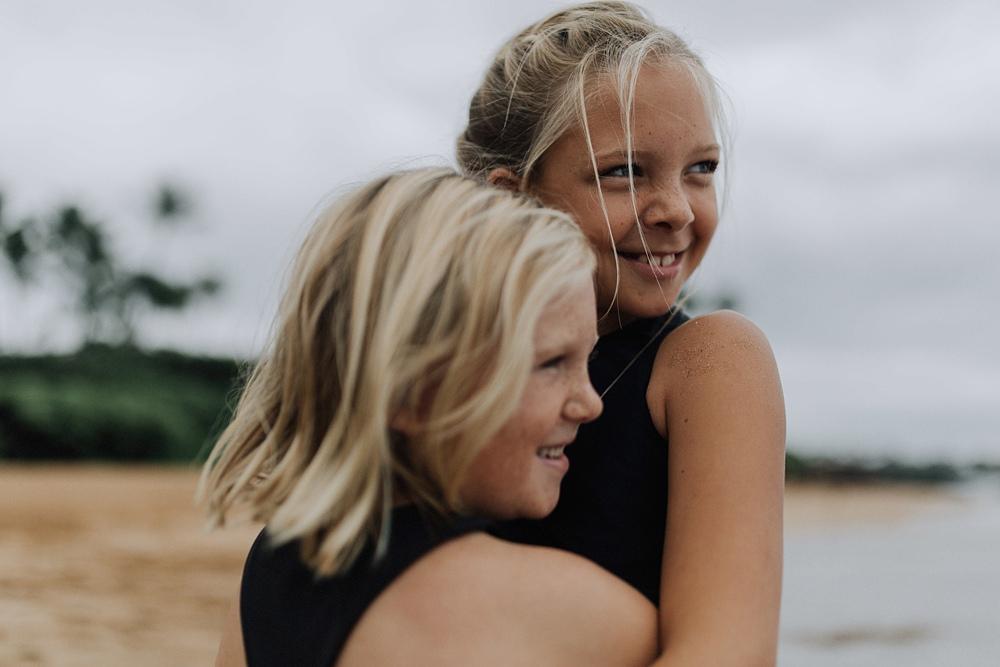 sisters in wailea