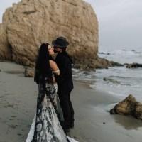 el matador beach vow renewal | sequoia + jacob