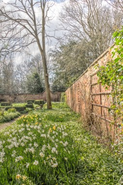 Walled Garden at Warley Place