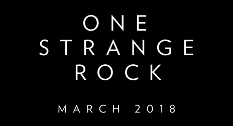 one strange rock will smith
