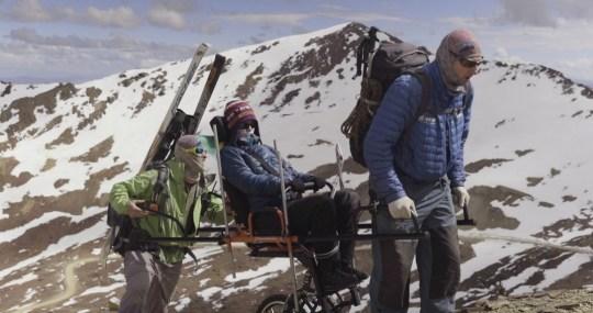 Julietti uma vida nas montanhas