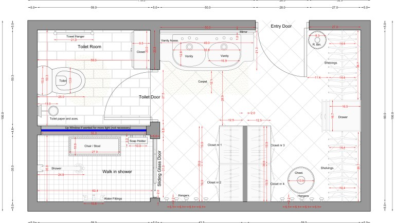 I Will Do Your Loft Conversion 2d Architectural Floor Plans In Autocad 2d From Sketches Pdf Images Of House Buildings Bars Restaurant Ecc Cadhauz