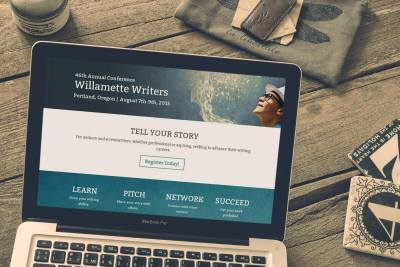 2015 Willamette Writers Conference Website
