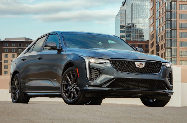 listen to the cadillac ct4 v dual mode