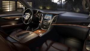 2019 Cadillac Escalade Interior