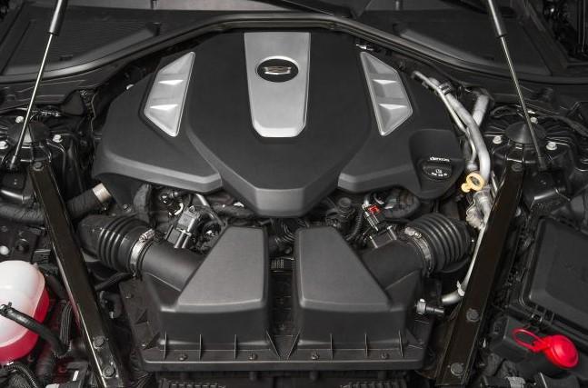 2020 Cadillac CT8 Engine