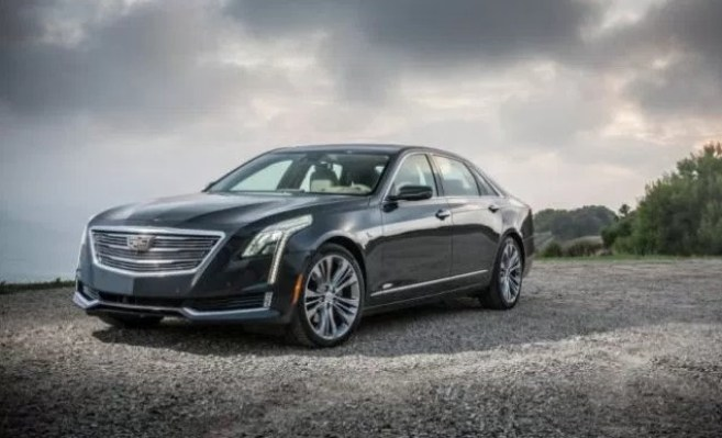 Cadillac 2019 CT8 Exterior