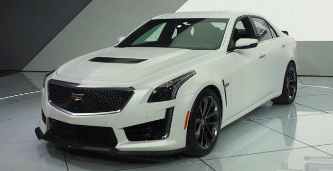 Cadillac CTS 2019 Exterior