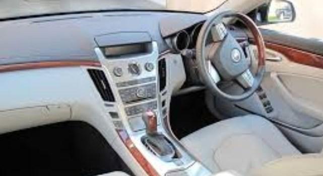 Cadillac 2019 CTS Interior