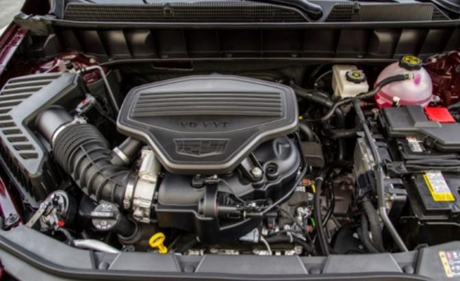 2020 Cadillac Fleetwood Engine