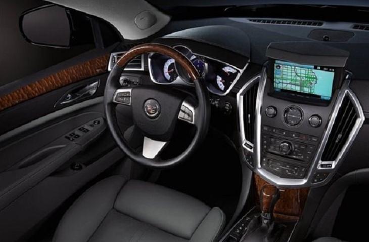 Cadillac 2019 Srx Interior Cadillac Specs News