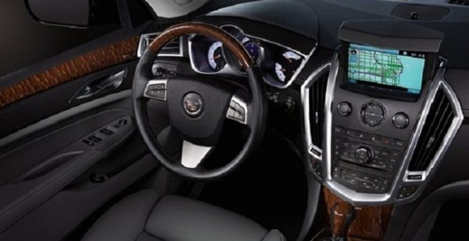 Cadillac 2019 SRX Interior