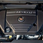 Cadillac 2019 XTS Engine