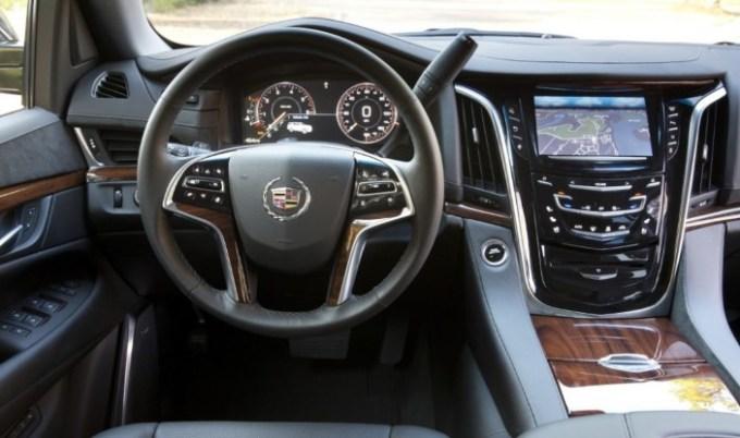 2020 Cadillac DTS Interior
