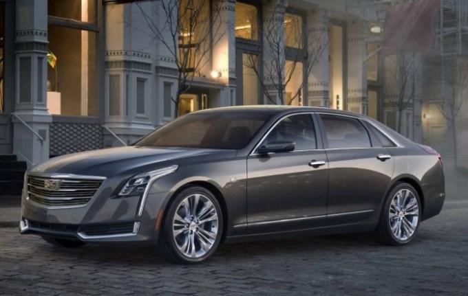 Cadillac CT6 2019 Exterior
