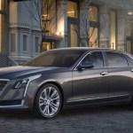 2020 Cadillac CT3 Exterior
