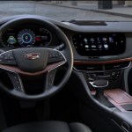 2020 Cadillac CT9 Interior