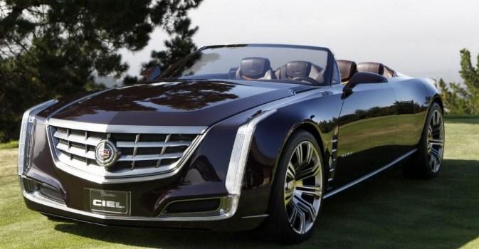 2021 Cadillac Eldorado Exterior