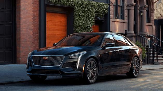 2019 Cadillac CTS V Exterior