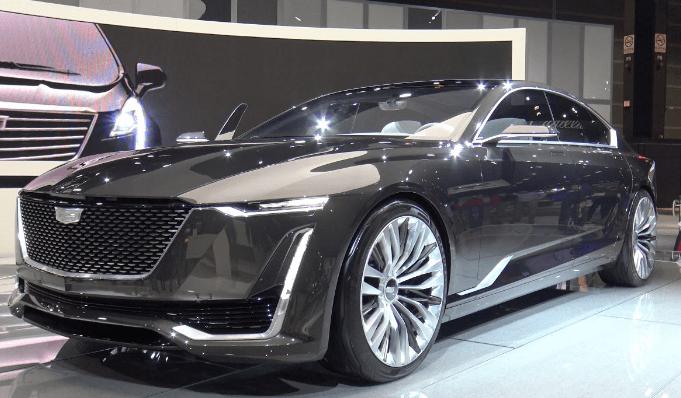 2019 Cadillac Escala Concept, Price, Interior