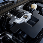 2019 Cadillac XT3 Engine