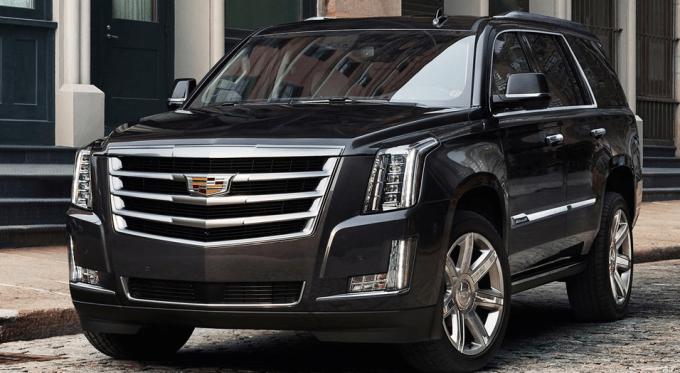 2020 Cadillac Escalade Platinum Exterior