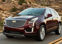 2020 Cadillac XT5 Exterior