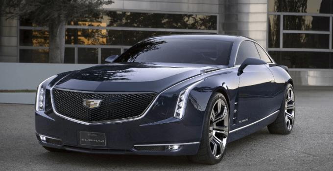 2019 Cadillac Elmiraj Exterior