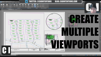 Create Viewports