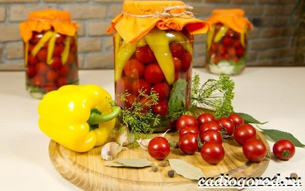 Томаты черри. Описание, особенности, выращивание и сорта томатов черри-13