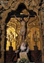 Cristo del Buen Viaje. Escuela Genovesa, s. XVIII.