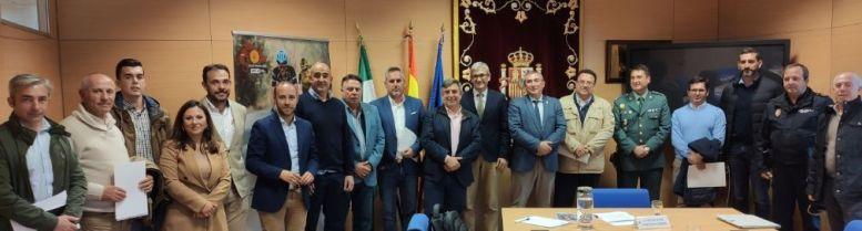 Reunión Vuelta Andalucía
