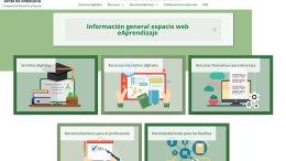 Web eAprendizaje