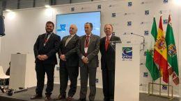 Presentación del XXIII Congreso de Turismo de la Unión Nacional de Agencias de Viajes en Fitur