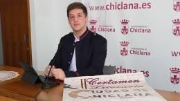 José Alberto Cruz, concejal de juventud del Ayuntamiento de Chiclana