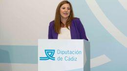 Irene Garcia expone el balance del primer aniversario de su gobierno