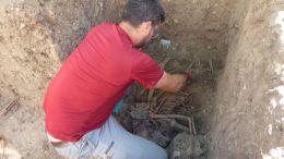 Sondeo en la fosa de Jimena de la Frontera