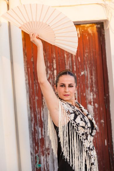 Mª Ángeles Román 'La Chikina'