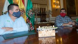Jaime Armario y David Escobar