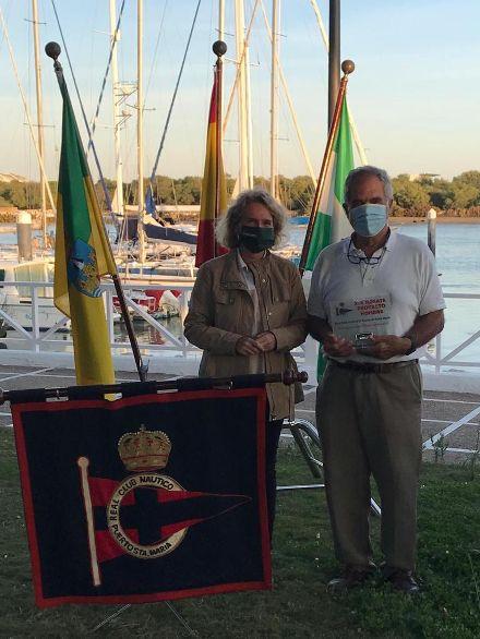 Domingo Galan y Lola Campos