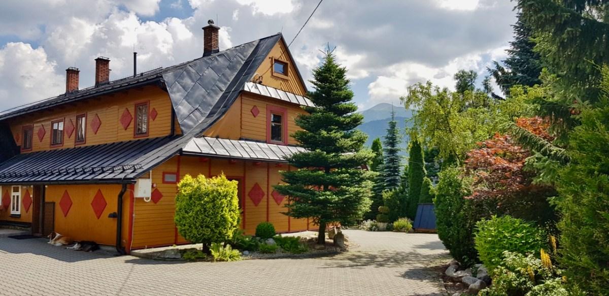 Zapraszamy do naszego Domu rekolekcyjno – wypoczynkowego w Kościelisku