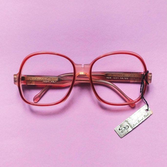montatura occhiali Lara Saint Paul vista frontale